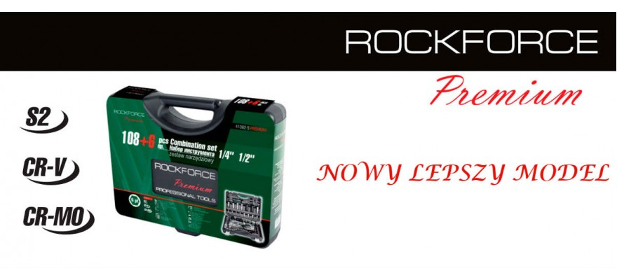 Rock Force NEW